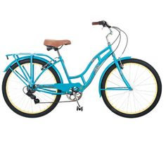 This is my bike! I love it! It's a Schwinn Clairmont Cruiser =)