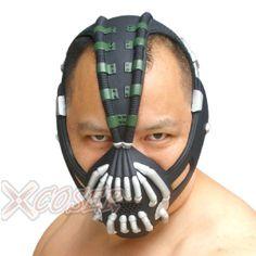 Bane mask cosplay