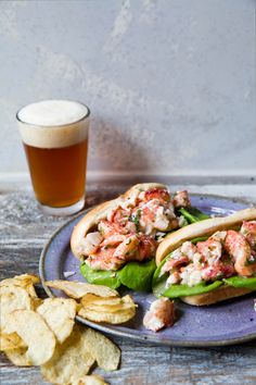 Lobster Roll Recipe | SAVEUR