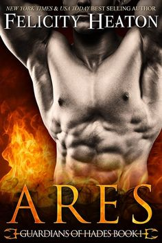 It's time for the cover reveal of Ares, book one in the Guardians of Hades series by New York Times best-selling author Felicity Heaton. Step into a brand new paranormal romance world featuring sex…