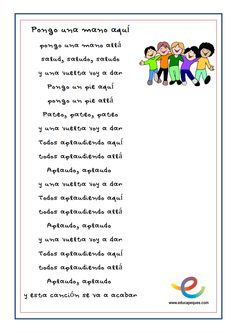 180 Ideas De Canciones Infantiles Escolares Canciones Infantiles Canciones Canciones De Niños