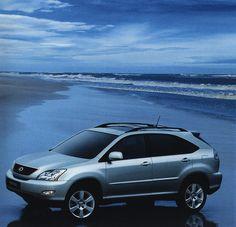 https://flic.kr/p/FkCaEq | Lexus RX330 - Feel the difference; 2001_2  (Australia) | car brochure by worldtravellib World Travel library