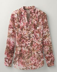 Mini florals blouse
