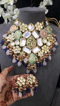 Jewelry Design Earrings, Resin Jewelry, Pearl Jewelry, Wedding Jewelry, Beaded Jewelry, Silver Jewelry, Fine Jewelry, Indian Jewelry Sets, Indian Jewellery Design