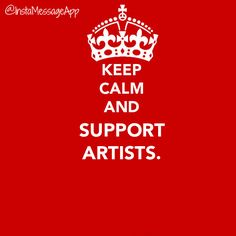 Supporting Artists