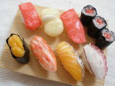 ミニチュアお寿司