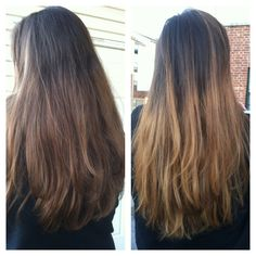 Ombre hair, needs an in between color