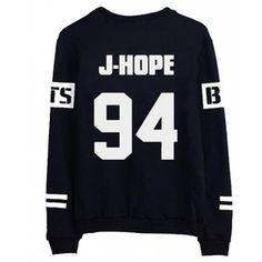 BTS Bangtan Boys V Sweater Shirt JIMIN JIN SUGA Shirt Jacket Pullover