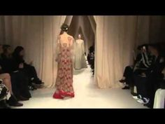 Valentino Haute Couture Spring/Summer 2015 - YouTube