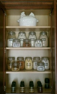 Spice Rack Plano Impressive Ikea Spice Jars With Labels  Kitchen Ideas  Pinterest  Ikea Spice Design Ideas