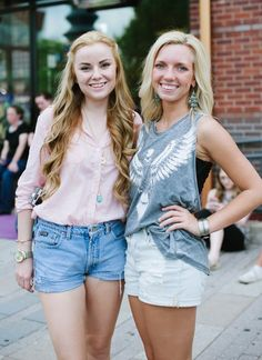 Yahoo! On the Road concert fashion - St. Louis #yahoomusic #festivalstyle #musicfestival #music