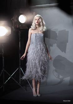 Paolo Sebastian haute couture spring/summer 2019 - Vogue Australia - Julia Home Haute Couture Gowns, Style Couture, Haute Couture Fashion, Couture Dresses, Fashion Dresses, Tulle Dress, Strapless Dress, Dress Up, Paolo Sebastian Bridal