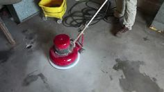 Before you can repaint concrete floors you'll need to remove the old paint that was previously there. Remove old paint from concrete floors with help from an experienced building manager in this free...