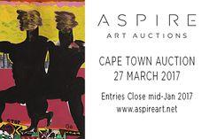 Aspire Art Auction - 21 March  2017
