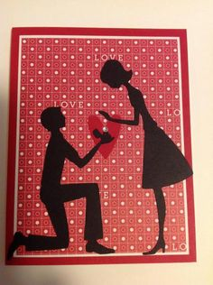 Will You Marry Me? by momme523 - Cards and Paper Crafts at Splitcoaststampers