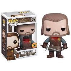 Funko Pop! Ned Stark Headless, SDCC Exclusive, Game of Thrones, GOT, HBO, Funkomania, Séries