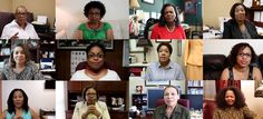 """Photographer Endia Beal's film """"9 to 5"""" - about performing in the corporate office."""