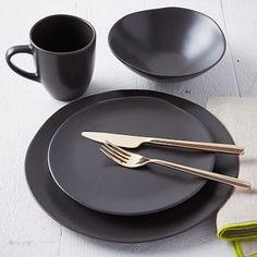 Scape Dinnerware Set | West Elm (set of 4, dinner plate, salad plate and mug) $85.98