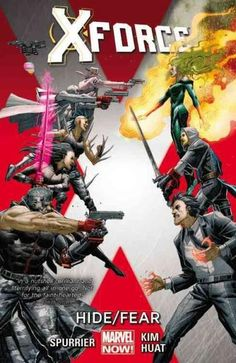 Marvel X-Force 2: Hide/Fear