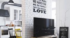 Beyaz lüks ev dekorasyon modelleri 2015 2016 | Pembe♥dekor.com