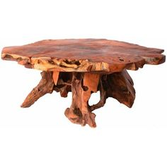 bighorn root coffee table