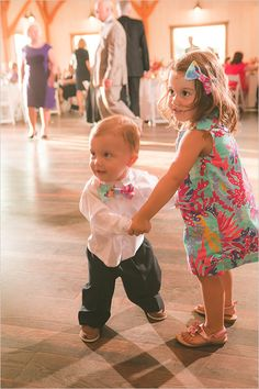 Flower Girls & Ring Bearers: Cute and colorful Lilly Pulitzer outfits for the ringer bearer and flower girl // Photograph by Amie Schroeder Photography via Wedding Chicks Future Daughter, Future Baby, Little People, Little Boys, Cute Kids, Cute Babies, Preppy Kids, Mini Me, My Children