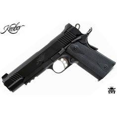 Manufacturer: Kimber Mod. Custom TEL/RL 2 Type - Tipo: Pistol Caliber - Calibre: 45 ACP Capacity - Capacidade: 7 Barrel length - Comp.Cano: 5 Weight - Peso: 39...