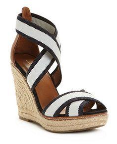 Tommy Hilfiger Shoes, Venice Espadrille Wedges