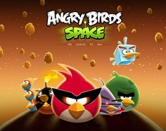 Angry Birds Space: Open for downloading in worldwide now