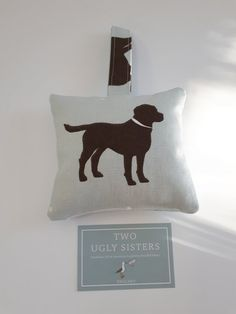 Chocolate Lab Bags Lavender Bags, Lavender Dog Bags, Scented Bags Lavender Chocolate Labs Two Ugly Sisters Teenager Girl, Blue Chocolate, Lavender Bags, Dog Bag, Looking Forward To Seeing You, Bunting Banner, Gorgeous Fabrics, Stocking Fillers, Cushion Pads