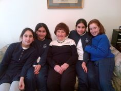 Visiting Anne with the Dorot program