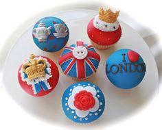 Britan cup cake