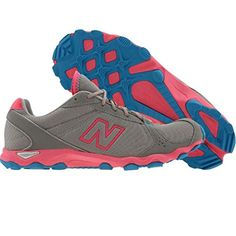 New Balance Womens Wl661 Lifestyle Running ShoeGrayPinkBlue6 B US ** Check out this great product.