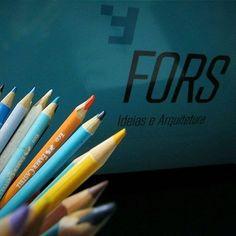 Fim de expediente!#Fors #Ideias #Arquitetura #IssoÉFors