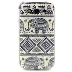 Blue-Elephant-Rubber-Soft-TPU-Case-For-Samsung-Galaxy-Grand-Neo-I9060-Useful