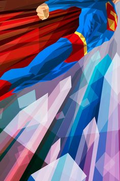 superheroes by Liam Brazier