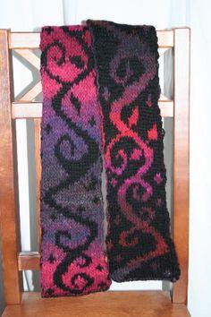 Swirl knitting  http://library.ravelry.com/zeska/8465/honka_en.pdf?AWSAccessKeyId=AKIAJNNSUP6J3RN4WZYQ=1336756646=LHQyVNQ5IT5ro0EZCPzd5eiS9pA%3D