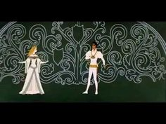 Wild Swans by Hans Christian Andersen, russian movie english dub, 1962 Hans Christian, Swans, Costume Design, My Childhood, Storytelling, Fairy Tales, Russia, Cartoons, English
