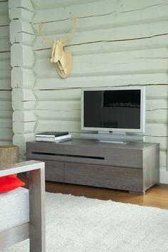 Møbel for Tonning tegnet av AS Scenario interiørarkitekter MNIL www.no Flat Screen, Furniture Design, Tv, House, Products, Flat Screen Display, Flatscreen, Tvs, Haus