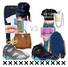 """Which one??"" by skyedopee on Polyvore"
