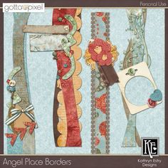Angel Place Borders