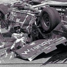 Earnhardt wreck