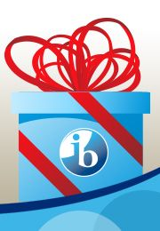 IB Gifts Web Banner for the International Baccalaureate