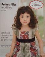 Livre couture japonaise : Petites filles modèles #Couture