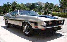 1971 Mustang Mach 1