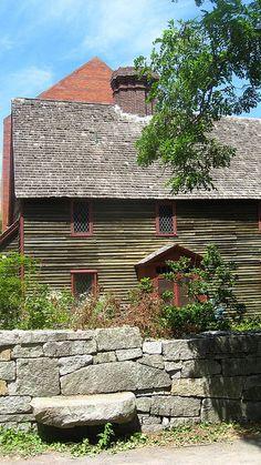 Pickman House, Salem, MA by J. Morfis-Gass, via Flickr