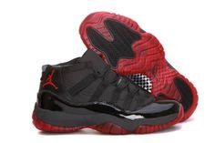 nikefactoryoutletuk.com,2014 New Air Jordan XI 11 Mens Shoes Black Red,nike air jordan sales,nike factory outlet