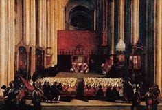 Sacrosanto y Ecuménico Concilio de Trento