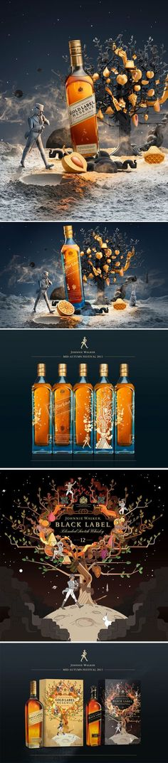 Bernstein & Andriulli - News - Johnnie Walker's Mid-Autumn Festival Campaign by Shotopop: