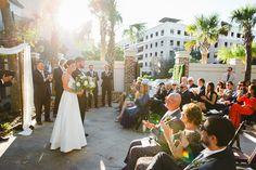 Weddings in Charleston, South Carolina at The Gadsden House by Priscilla Thomas Photography